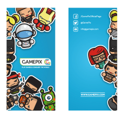 GamePix: the Brand Identity