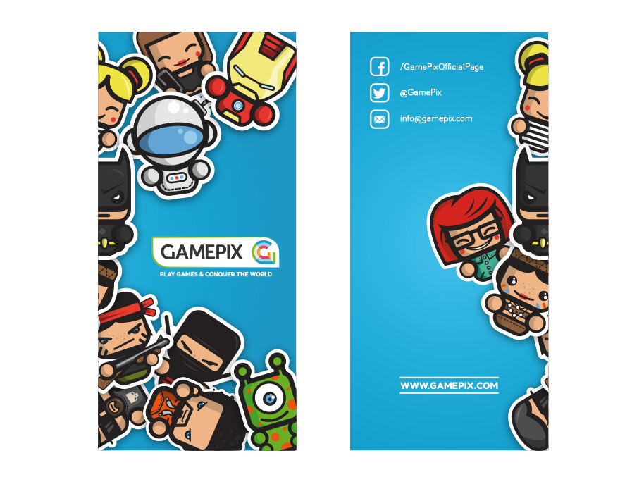 GamePix brochure