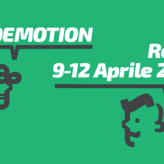 CODEMOTION Roma, 9-12 Aprile